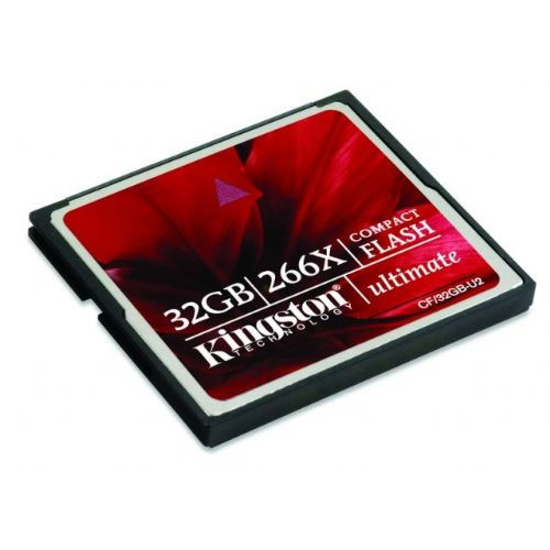 Spominska kartica CF KINGSTON Ultimate 32 GB (CF/32GB-U2)