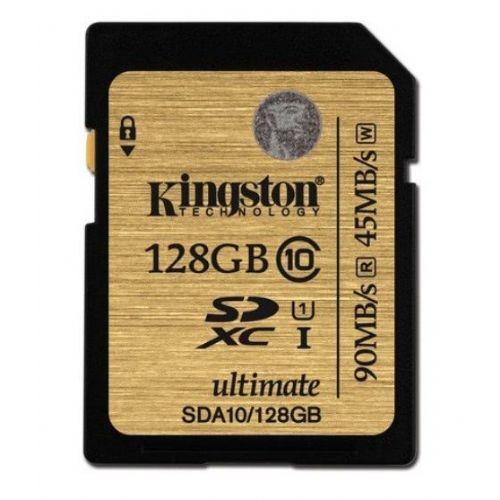 Spominska kartica SDXC KINGSTON UHS-I 128 GB C10
