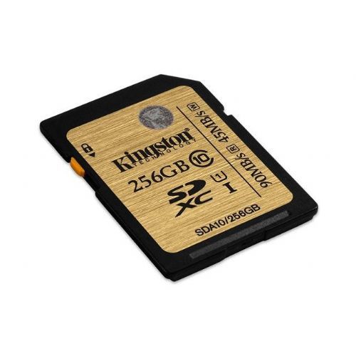 Spominska kartica SDXC KINGSTON UHS-I 256 GB C10