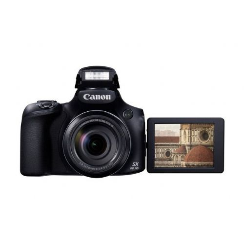 Fotoaparat Canon PowerShot SX60 HS črn