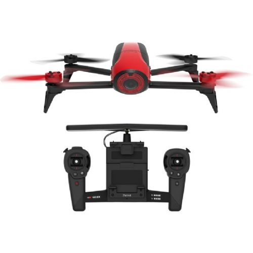 Parrot Quadricopter Bebop2 Drone Skycontroller rde�