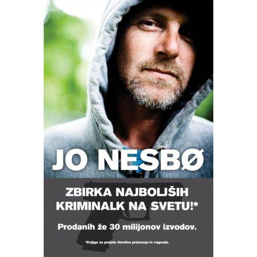 Jo Nesbo (8 kriminalk)