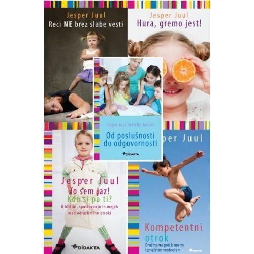 Zbirka Jesper Juul (7 knjig) DIzbjuul7