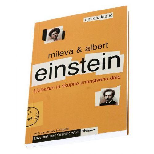 Mileva & Albert Einstein (angleška izdaja)