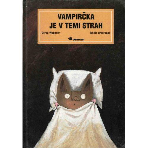 Vampirčka je v temi strah