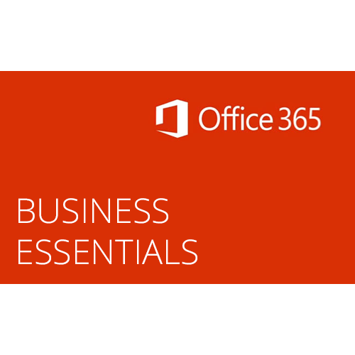 Office 365 Business Essentials (najem za en mesec)