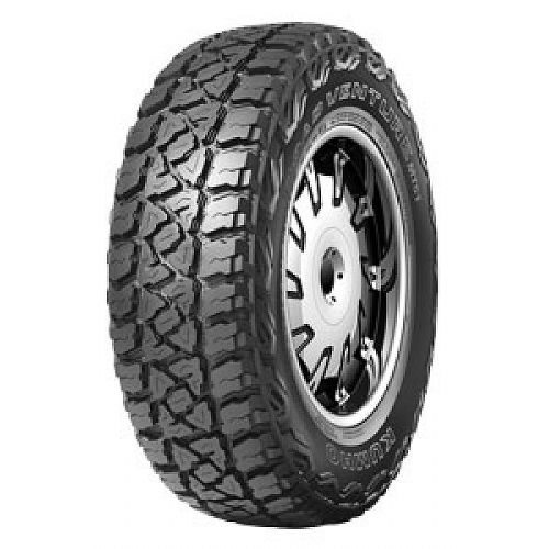 4x4 mud terrian gume - Kumho 225/75R16 Q MT51