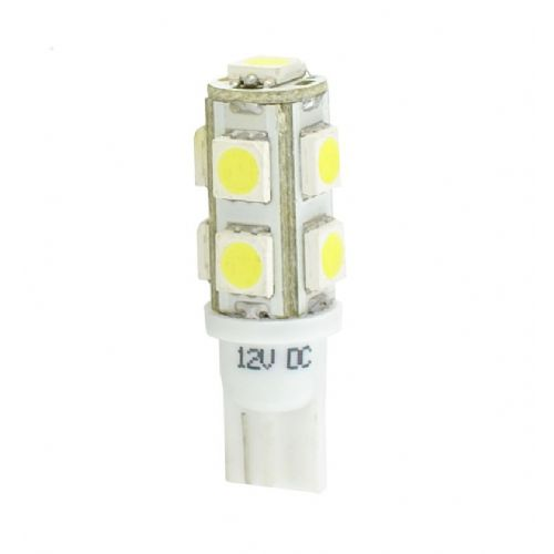 LED SVETILKA 2 KOS  L058 - W5W 9XSMD5050