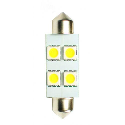 LED SVETILKA 2 KOS  L072 - C5W 36MM 4XSM
