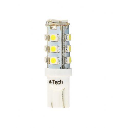 LED SVETILKA 2 KOS  L077 - W5W 16XSMD352
