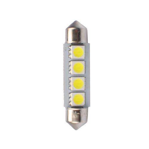 LED SVETILKA 2 KOS  L311 - C5W 41MM 4XSM