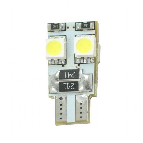 LED SVETILKA 2 KOS  L313 - W5W 4XSMD5050