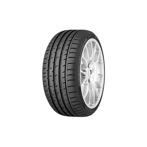 letne gume 265/40R18 101Y XL FR ContiSportContact 3 N1 Continental
