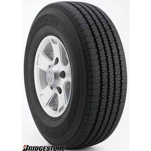 Letne gume BRIDGESTONE Dueler H/T 684 II Ecopia 205/80R16C 110/108T