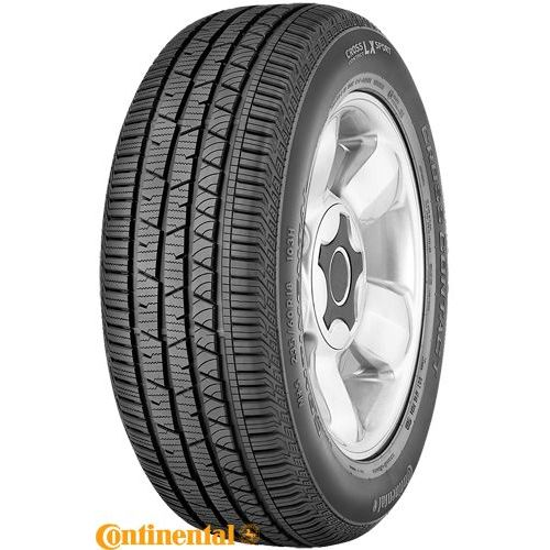 Letne gume CONTINENTAL ContiCrossContact LX Sport 255/50R19  XL MOE r-f
