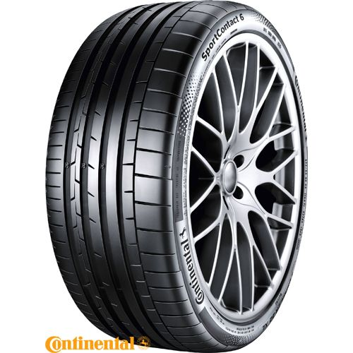 Letne pnevmatike CONTINENTAL SportContact 6 275/35R20 102Y FR XL