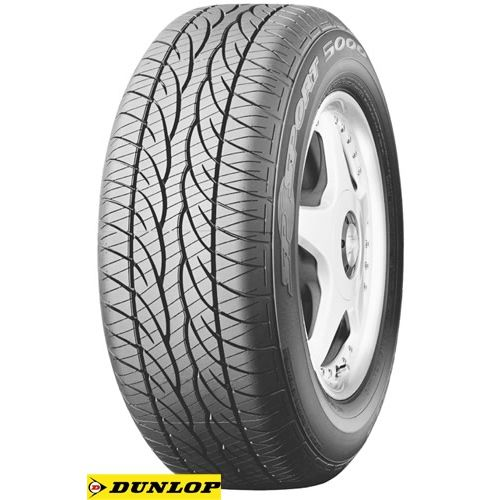 Letne gume DUNLOP SP Sport 5000 275/55R17 109V
