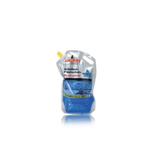 NIGRIN Performance Zimsko čistilo za stekla Energizer