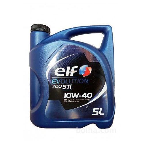 Olje Elf Evolution 700 STI 10W40 5L