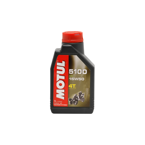 Olje Motul 4T 5100 Ester 15W50 1L
