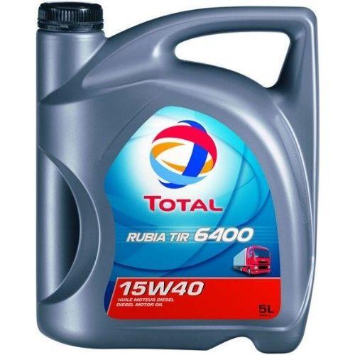 Olje Total Rubia TIR 6400 15W40 5L