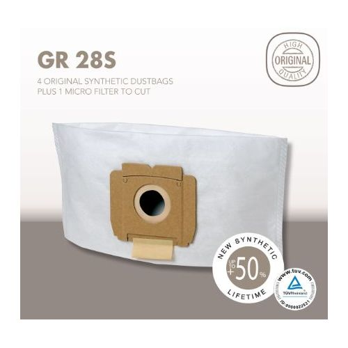 Vrečke za sesalnik Electrolux GR28S 2