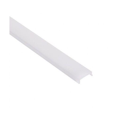 1m - Prozoren pokrov PC za LED ALU profile tip 1-5