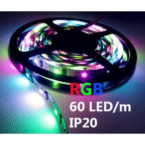 5m RGB LED trak 60LED/m SMD 5050 IP20