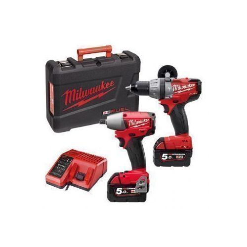 AKUMULATORSKI SET Milwaukee M18 PP2B-502C