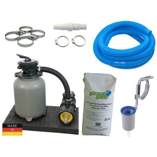 Filter paket Aqua Technik 250, 4 m3/15kg