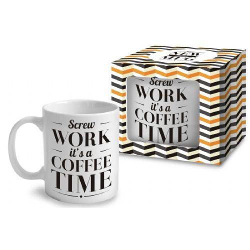 LONČEK COFFE TIME (2381)