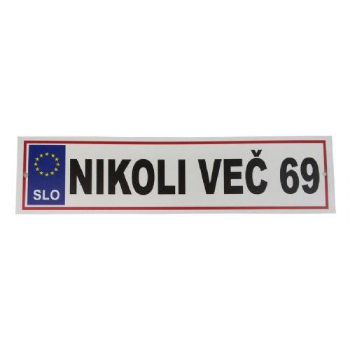 NIKOLI VEČ 69 (448)