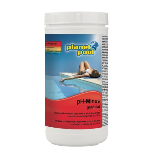 PP - pH minus granulat 1,5 kg