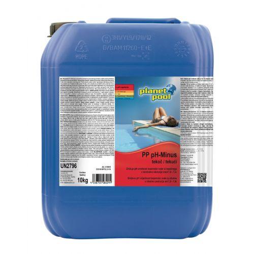 PP - pH minus tekoči 10 lit