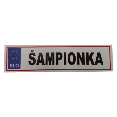 ŠAMPIONKA (586)