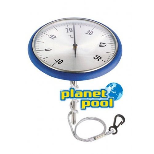 Termometer legirano jeklo