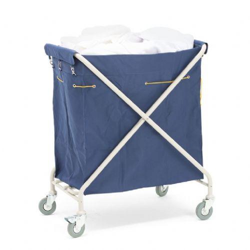 Zložljivi voziček za perilo