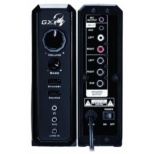 Gaming zvočnik Genius GX  SW-G2.1 2000 2.1 4