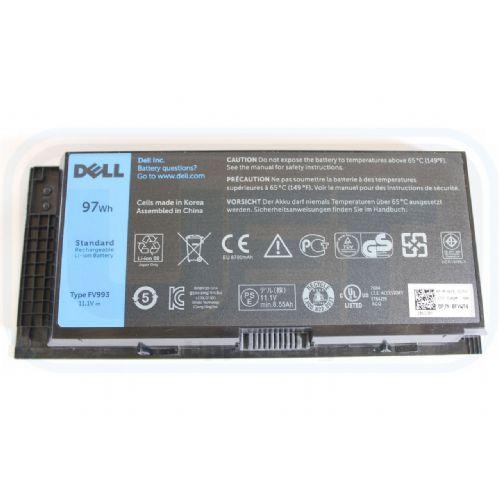 9-celična baterija za prenosnike DELL Precision M4700 in M6700