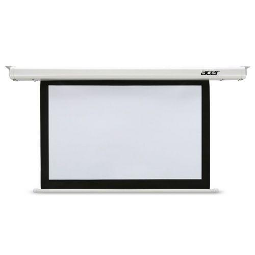 """ACER E100-W01MW 253cm (100"""") 16:10 mat belo elektrodvižno platno"""
