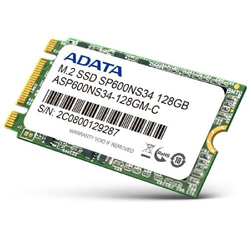 M.2 SSD ADATA Premier SP600NS34 128GB SATA3 (ASP600NS34-128GM-C)