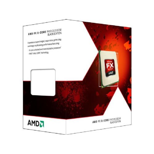 AMD FX-6300 3,5/4,1GHz AM3+ BOX procesor