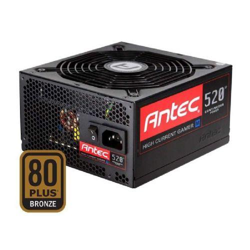 ANTEC High Current Gamer M HCG-520M 520W 80Plus Bronze modularni ATX napajalnik