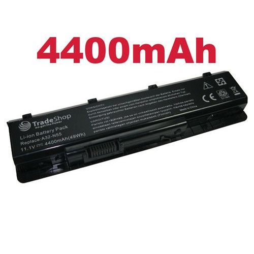 Baterija 4400mAh za Asus N45EI263SF-SL N45EI267SF-SL N45EI267SL-SL