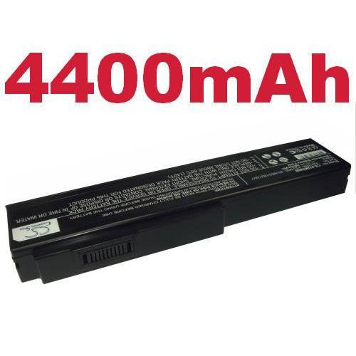Baterija 4400mAH za Medion MD97442 MD97443 MD97519 MD97521 MD97634