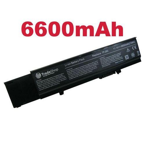 Baterija 6600mAh za Dell Vostro 312-0998 JK6R 7FJ92 CYDWV Y5XF9