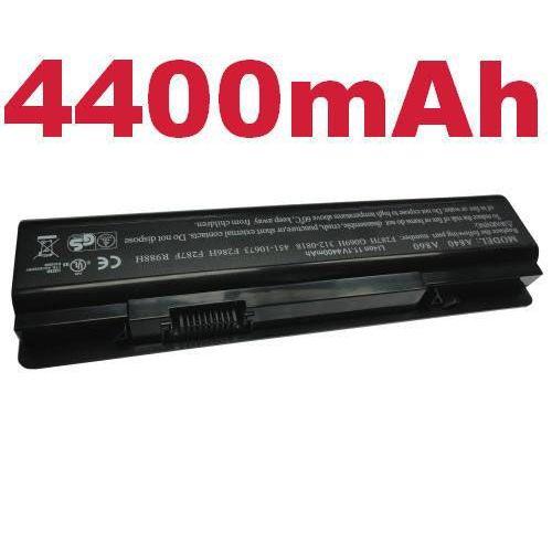 Baterija za Dell F286H F287F F287H R988H G069H 4400mAh
