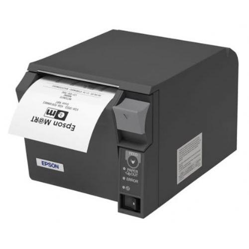 Blagajniški termalni tiskalnik EPSON TM-T70II, SER&USB vmesnik (C31CD38025A0)