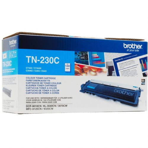 Brother TN-230 C cyan toner