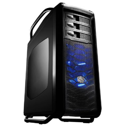 COOLER MASTER COSMOS SE full tower (COS-5000-KWN1) črno ohišje